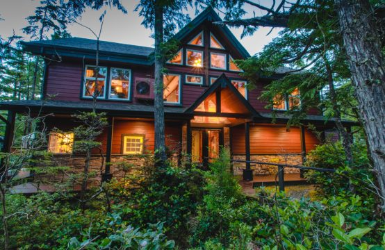 Tofino Luxury Property Ucluelet Rainforest Estates Sean Carrie Real Estate 1702 Rainforest Lane