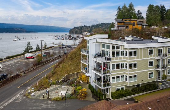 """#402-1838 Cowichan Bay Rd — """"the Cannery"""""""